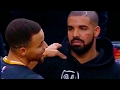 Stephen Curry vs Drake 1 on 1 Basketball! Must See!