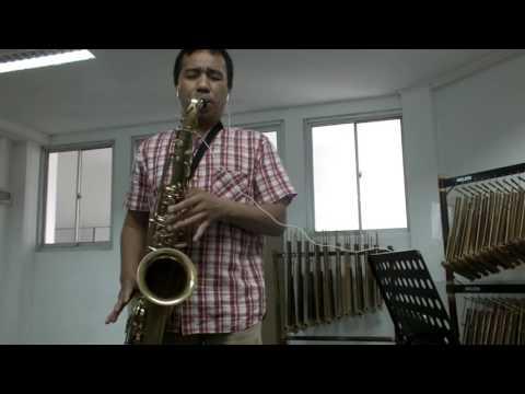 Donna Lee (cover) - yulius tenor saxophone