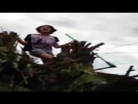 Impacto por joven que se electrocuta en medio de una humorada - CHV Noticias