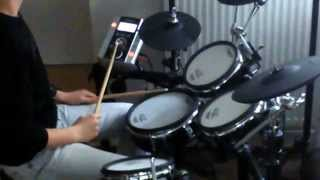 Apocalyptica - Hole In My Soul - Drum Cover