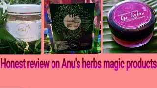 Honest Review On Anus Herbs Products