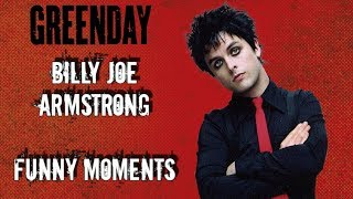 Billie Joe Armstrong - Funny Moments