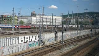 Zurich HB Main Station, Switzerland