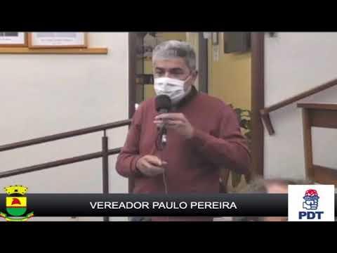 Sessão Ordinária de Câmara de Vereadores de Caçapava do Sul 12-05-2020