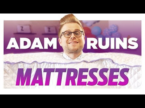 Why the mattress industry is a huge rip-off (Adam Ruins Everything)