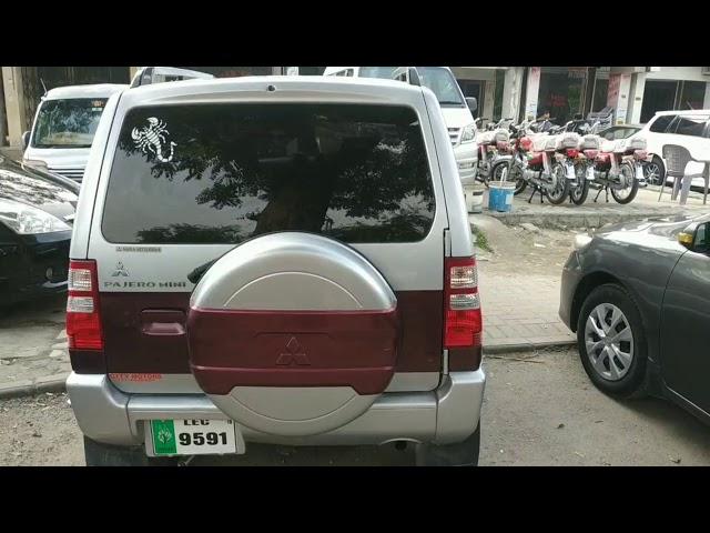 Mitsubishi Pajero Mini XR 2012 for Sale in Islamabad