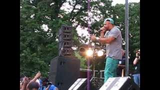 JOELL ORTIZ Sing Like Bilal + Hip Hop CROTONA PARK NYC July 9 2013