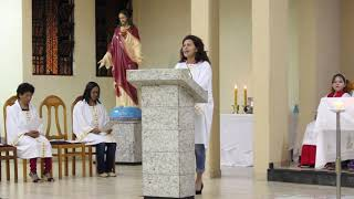 Salmo 89 - Missa de Investidura de Novos Ministros da Sagrada Eucaristia (13.10.2018)