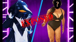 ALL The Masked Singer Reveals & Spoilers + The PENGUIN Exposed! Do You Agree?