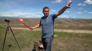 How To Use A Hand Clay Pigeon Thrower