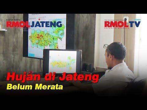 BMKG, Hujan di Jawa Tengah Belum Merata