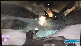Halo 2 Legendary Run: Quarantine Zone