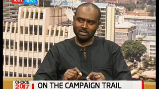 Choice 2017: On the campaign trail; Polls debate Pt 2