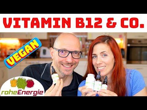 Vitamin B12 und andere wichtige Vitamine 🚨