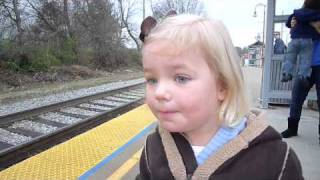 Madeline + Train = Sheer Delight