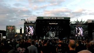 EUROPE - War of Kings live @ Graspop 2017 (sample)