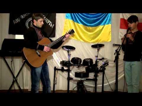 С.Стукало та С.Скринник - старовинна козацька музика
