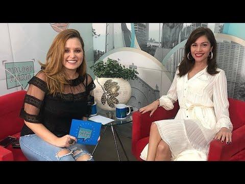 Diálogo Diário recebe Maria Melilo, vencedora do BBB 11