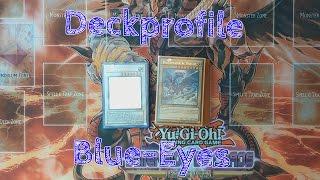 Gambar cover Blue-Eyes Deck Profile Majagacc Anfang 2017 DE
