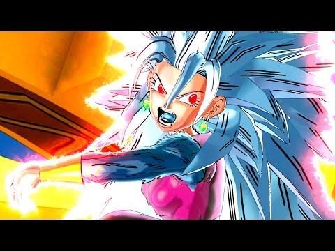 KEFLA TURNS SUPER SAIYAN 5 FOR THE VERY FIRST TIME IN DRAGON BALL XENOVERSE 2 MODS!!