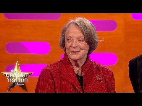 Maggie Smith o fanoušcích a seriálu Panství Downton - The Graham Norton Show