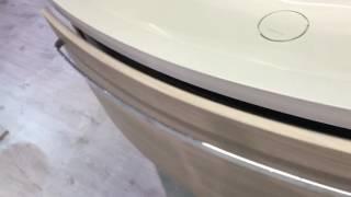 Фото Мебель для ванной Kolpa-San Adele 90 сатин дуб 3