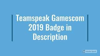 gamescom 2019 teamspeak - TH-Clip