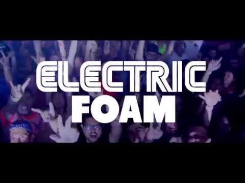 Electric Foam Trailer