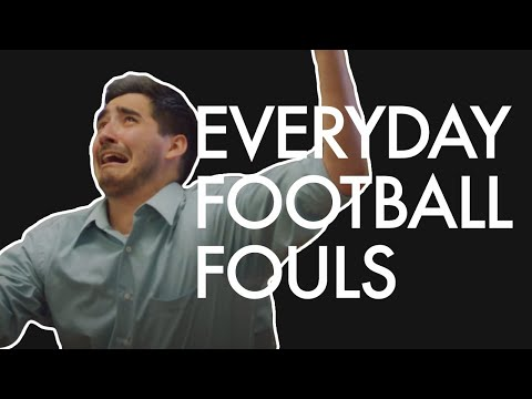 What If We All Acted Like Football Stars? Hilarious.