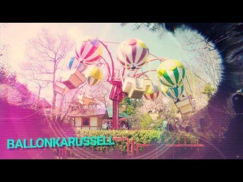 Balloon carousel