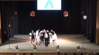 Szalagavató – 2017 – Vidám (gyógyító) tánc