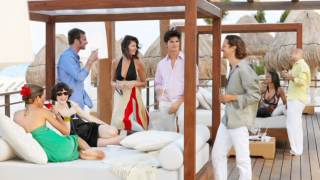 Excellence Playa Mujeres Resort Cancun Mexico, Vacations,Honeymoons,Videos