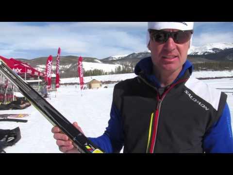 Salomon Equipe RC Classic Nordic Ski 2013/ 2014.mov