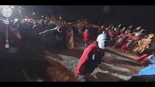 Misterium Męki Pańskiej - Grębocin 2018 - 360°