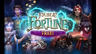 Fable Fortune - Stream: Grinding to Hero League Part 1!