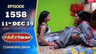 CHANDRALEKHA Serial   Episode 1558   11th Dec 2019   Shwetha   Dhanush   Nagasri   Arun   Shyam