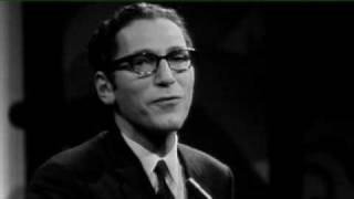 Tom Lehrer - Poisoning Pigeons in the Park - with intro - widescreen