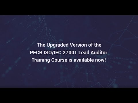 The ISO/IEC 27001 Lead Auditor training course has been ...