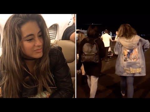 Lauren Jauregui | Snapchat Videos | May 27th 2017