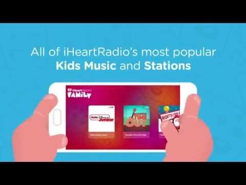 Vídeo do iHeartRadio Family