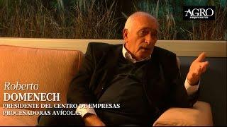 Roberto Domenech - Presidente del Centro de Empresas Procesadoras Avícolas