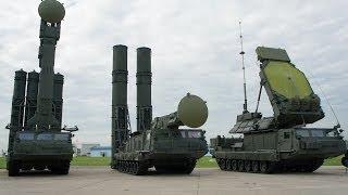 Смотр - Зенитно-ракетная система С-300В