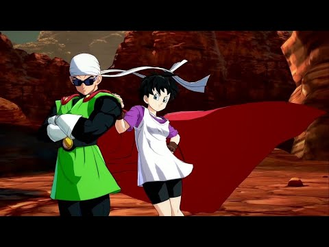 Dragon Ball FighterZ - Jiren vs Videl Gameplay Trailer