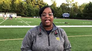 Volleyball State Tournament Preview | FPD | Head Coach Sharon Burnette | 10-19-18