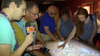 Opening 65 jaar Efteling tentoonstelling - Langstraat TV