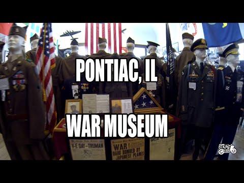 Pontiac, IL War Museum