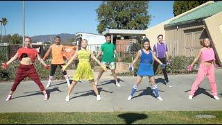 Karmin's Brokenhearted Dance Cover - Santa Monica College