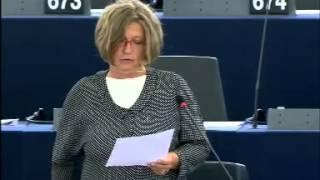 Gál Kinga felszólalása a migrációról szóló EP vitában – 2015.05.20.
