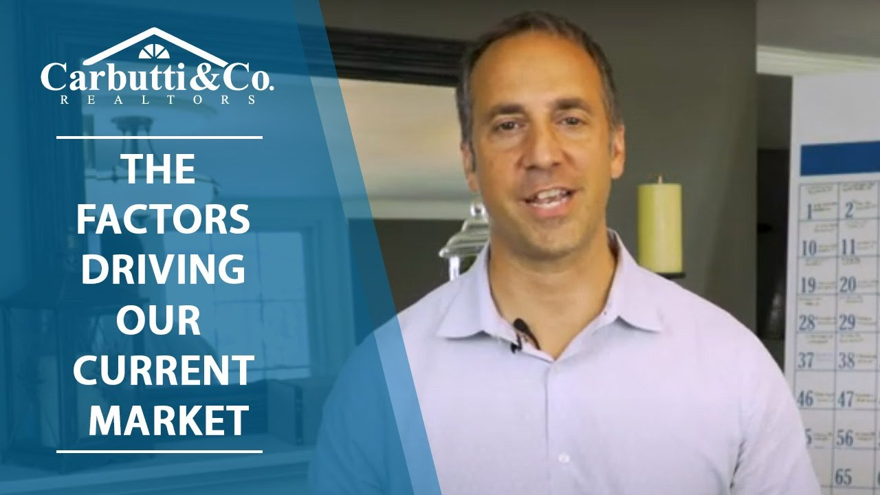 The Factors Driving Our Current Market