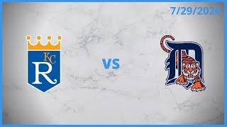 Kansas City Royals Condensed Game (7/29/2020) Detroit Tigers Condensed Game
